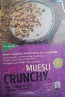 Choco muesli crunchy - Produit - es