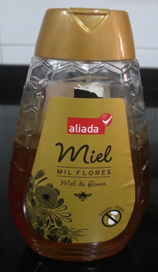 Miel de flores antigoteo - Producto - es