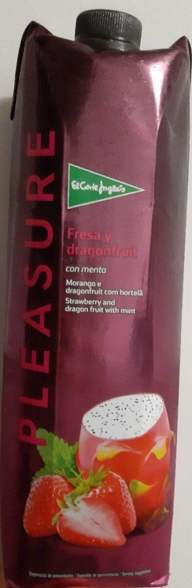 Pleasure Bebida refrescante de zumo de frutas aromatizada - Product