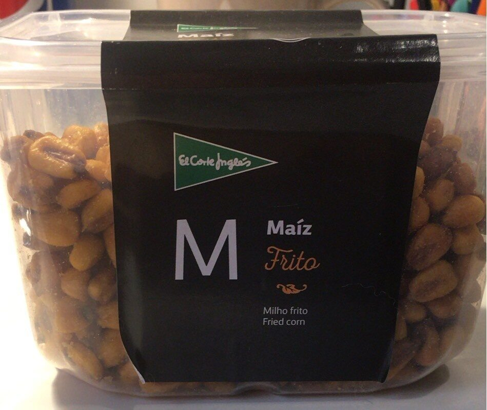 Maíz Frito - Prodotto - en