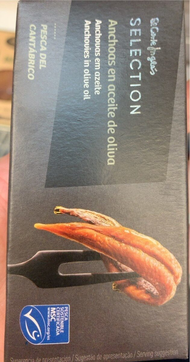 Anchoas - Product - es