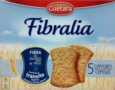 Fibralia 5 cereales - Producto