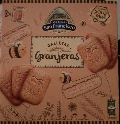 Galletas Granjeras Granja San Francisco - Product - es