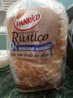 Pan Blanco estilo Rústico - Produit