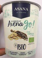 Porridge Avena go Espelta y chía - Produit