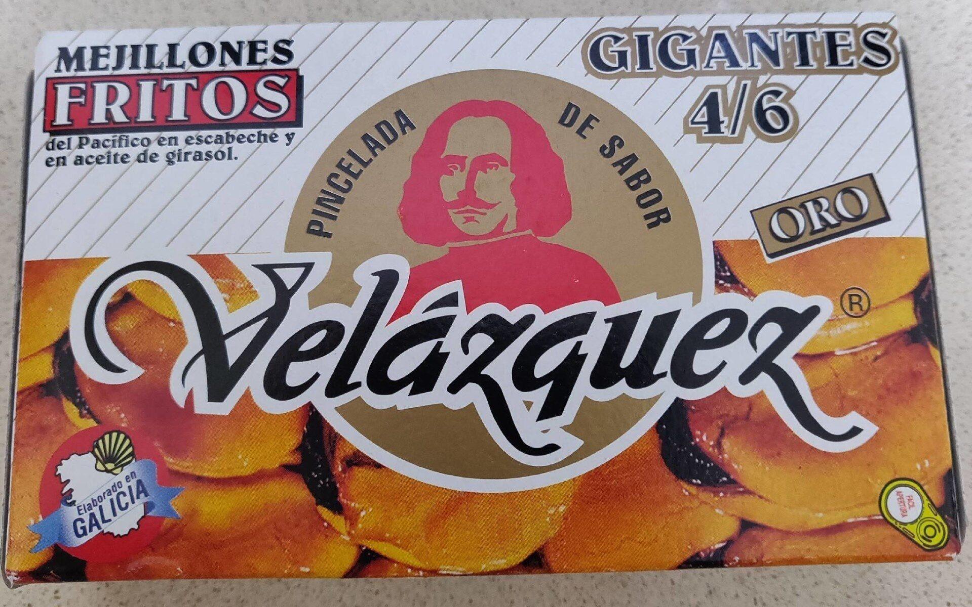 Mejillones Fritos - Producte - es