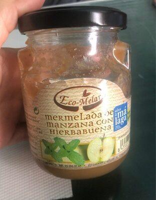 Mermelada de manzana con hierbabuena - Producto - es