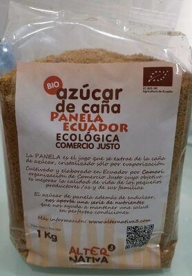 Azúcar de caña ecológica - Producto - es