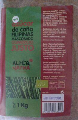 Azúcar de caña Filipinas mascobado - Product - es