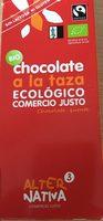 Chocolate a la taza - Product - fr