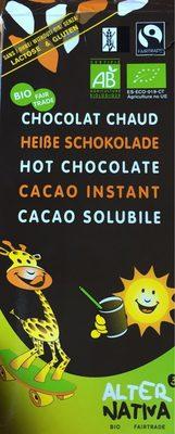 Chocolat chaud - Produit - fr