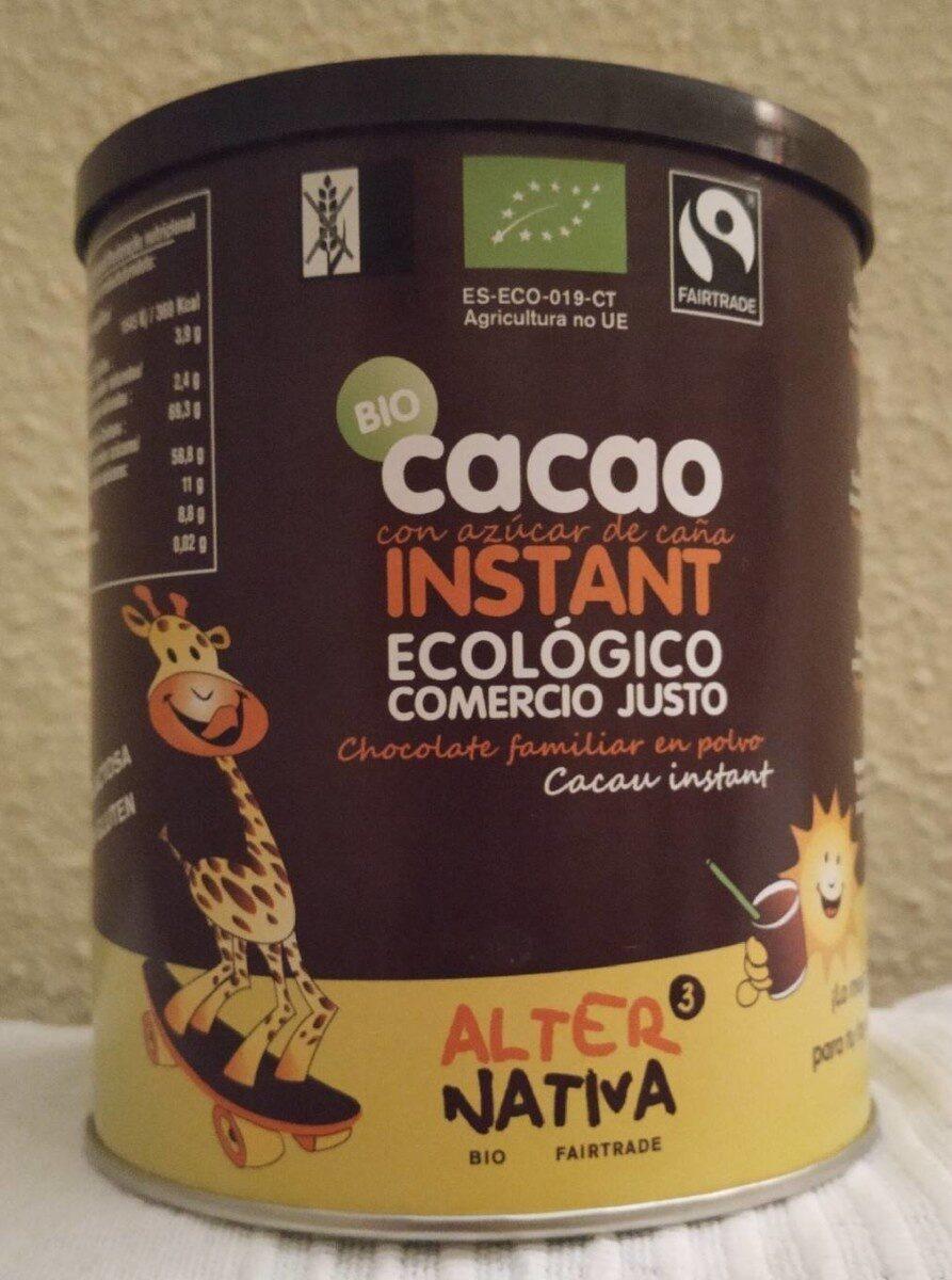 Bio Cacao Instant - Product - es