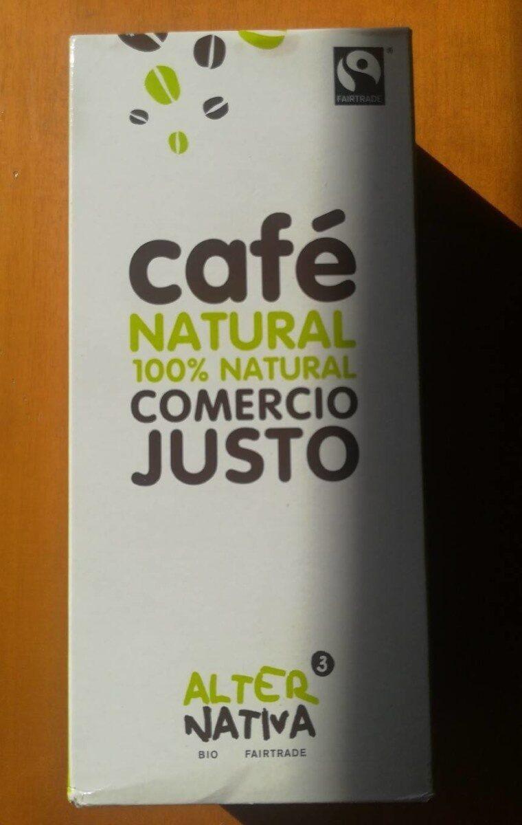Café natural - Produit - es