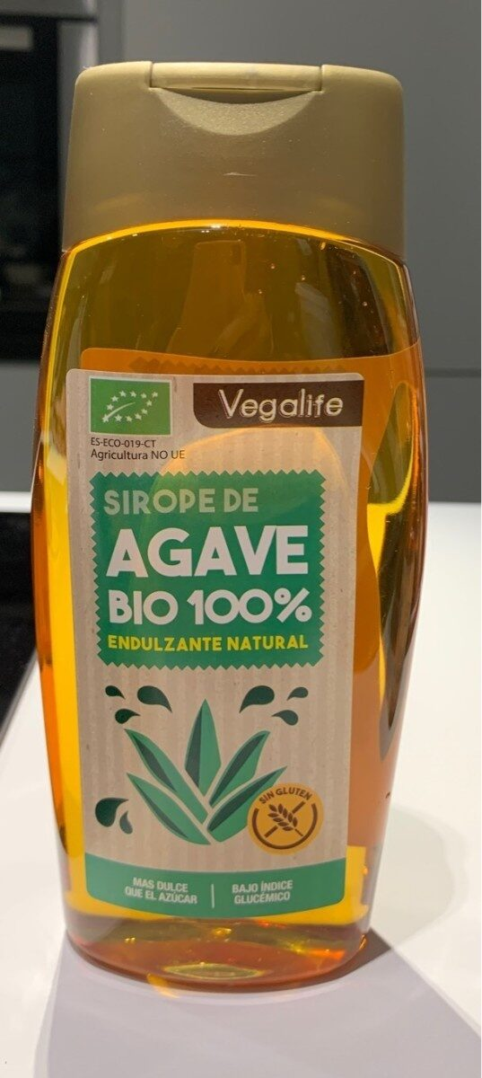Sirope de agave - Producte