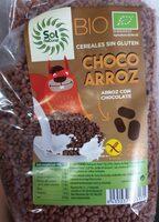 Choco Arroz BIO ( Cereales sin gluten) - Product - es