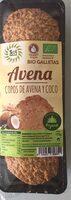Avena Copos de Avena y coco - Producte - es