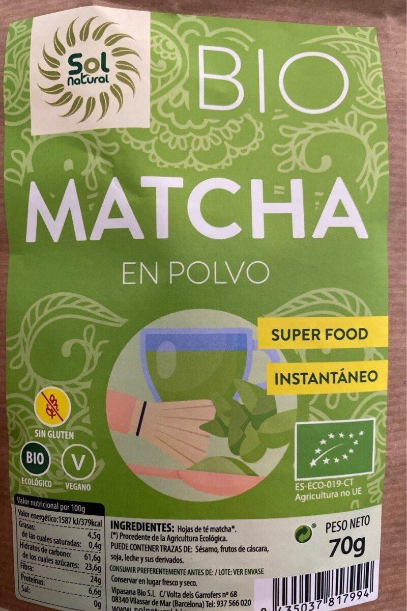 Matcha en polvo - Product