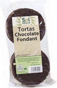 Tortas De Arroz Chocolate Fondant - Prodotto - es