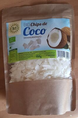 Bio chips de Coco deshidratado - Produit - es