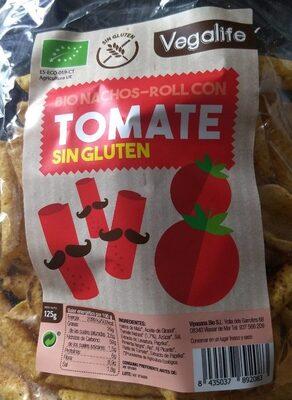 Bio Nachos-Roll con tomate sin gluten - Producte - es