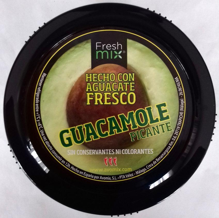 Guacamole picante - Producto - es