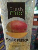 Zumo de mango - Producte