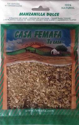 Manzanilla dulce - Produit - es