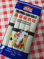 Tomoshiraga Somen Noodles/ Fideo finos - Product - es