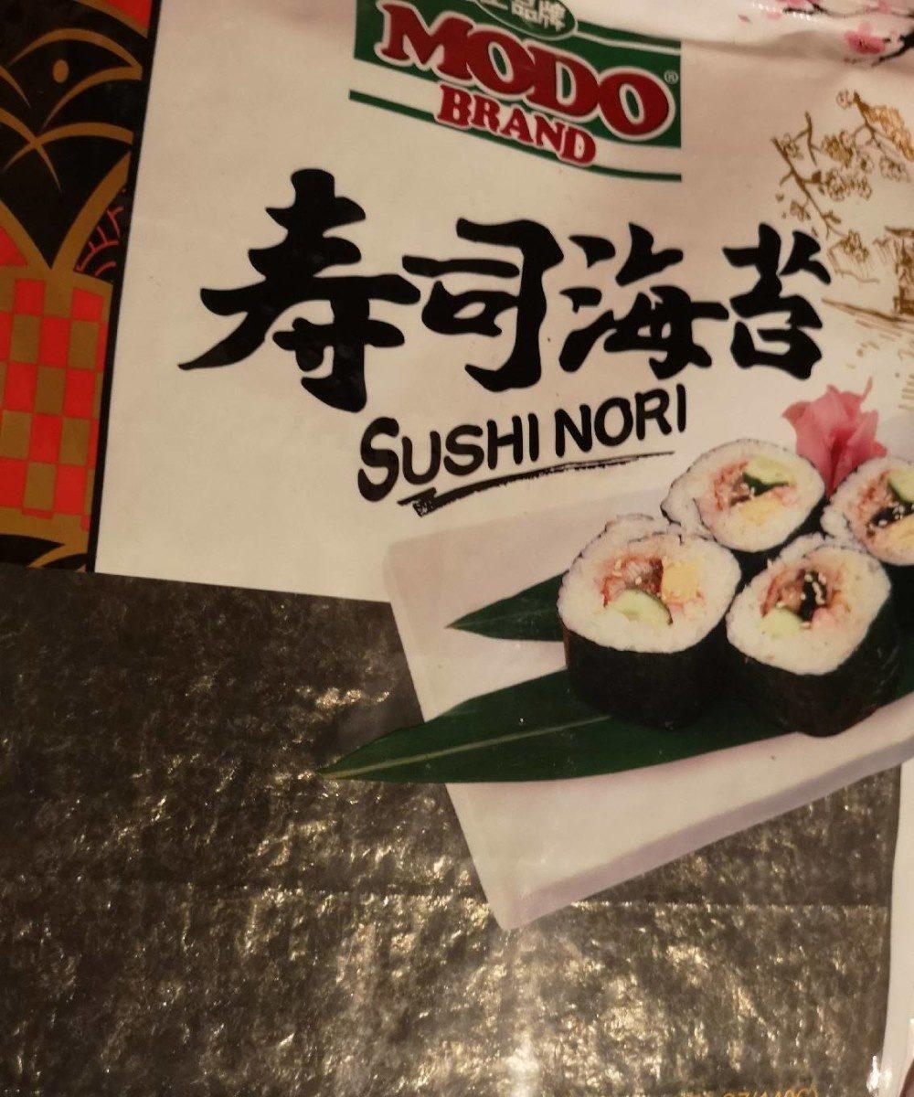 Algues sushi nori - Producto - fr