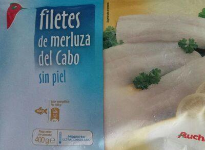 Filetes de merluza del cabo - Produit - es