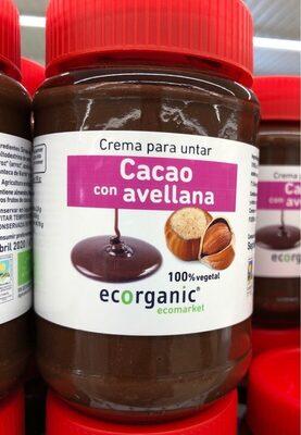 Crema para untar Cacao con Avellana - Prodotto - es
