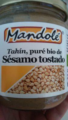 Tahin, pure bio de sesamo tostado - Producte