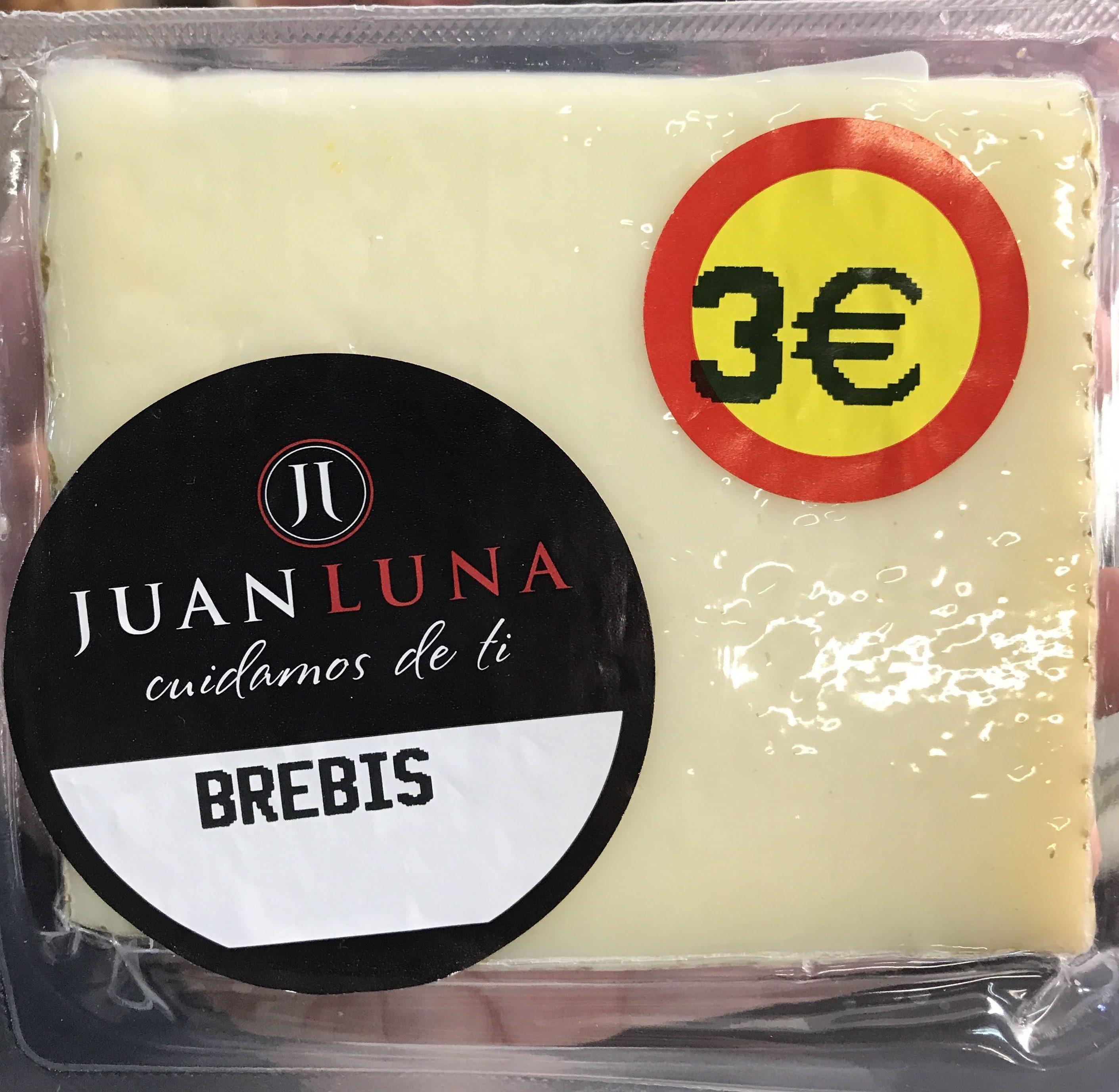 Brebis - Juan Luna - 0,150 kg