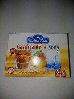 Gasificante soda - Product - es