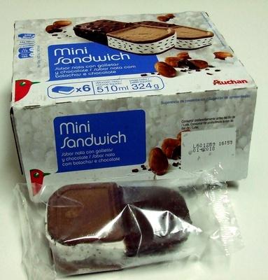 Mini Sandwich - Producto