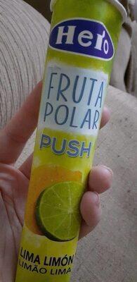 Fruta polar Lima limón - Produit - es