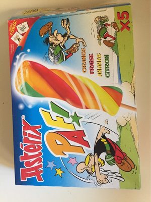 Asterix paf - Product - fr