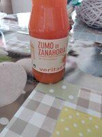 Zumo de zanahoria - Producte