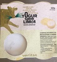 Yogur limon - Producto