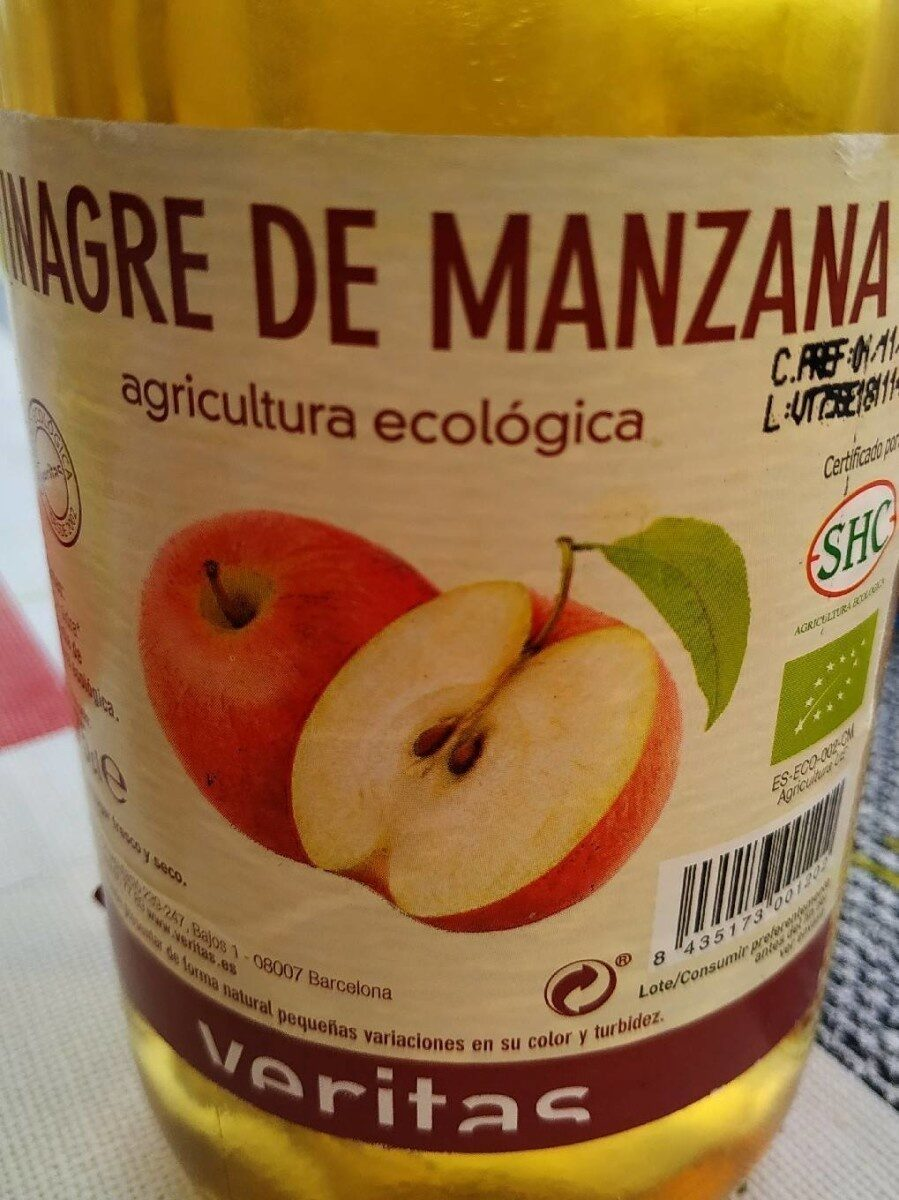 Vinagre de Manzana - Produit - es
