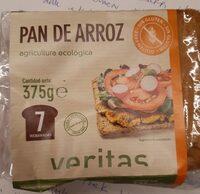 Pan de arroz - Producto - es