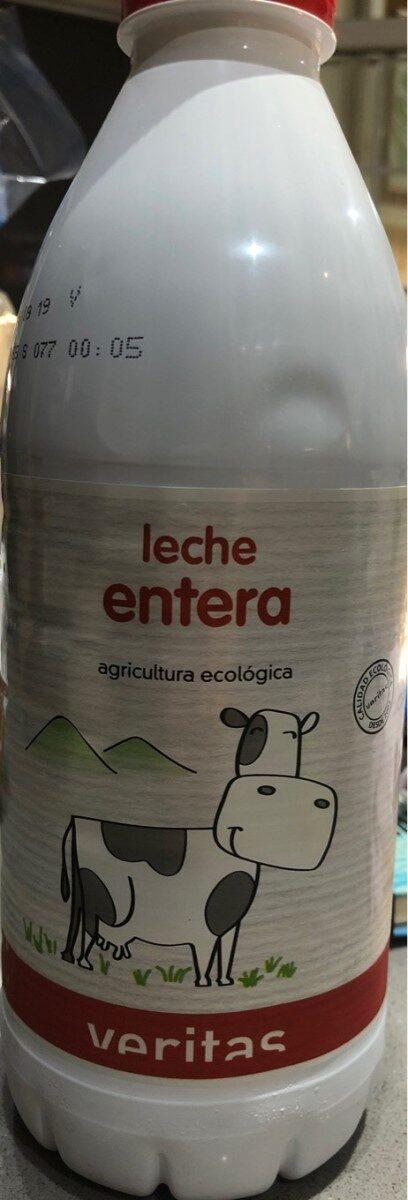 Leche entera - Producto - es