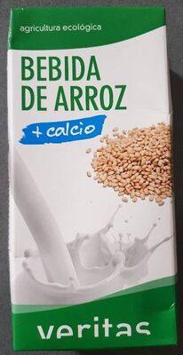 Bebida De Arroz Con Calcio Eco Veritas 1L
