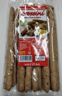 Grossini integral con semillas de lino - Producto