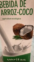 Bebida Arroz-Coco - Producto