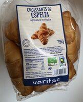 Croissants de espelta - Producte - en