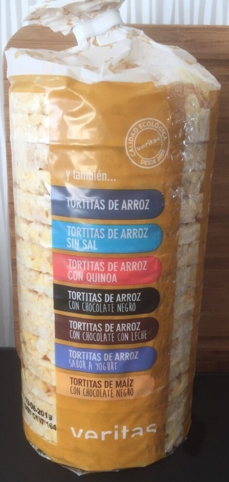 Tortitas de maiz - Product