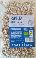 Espelta hinchada - Produit - es