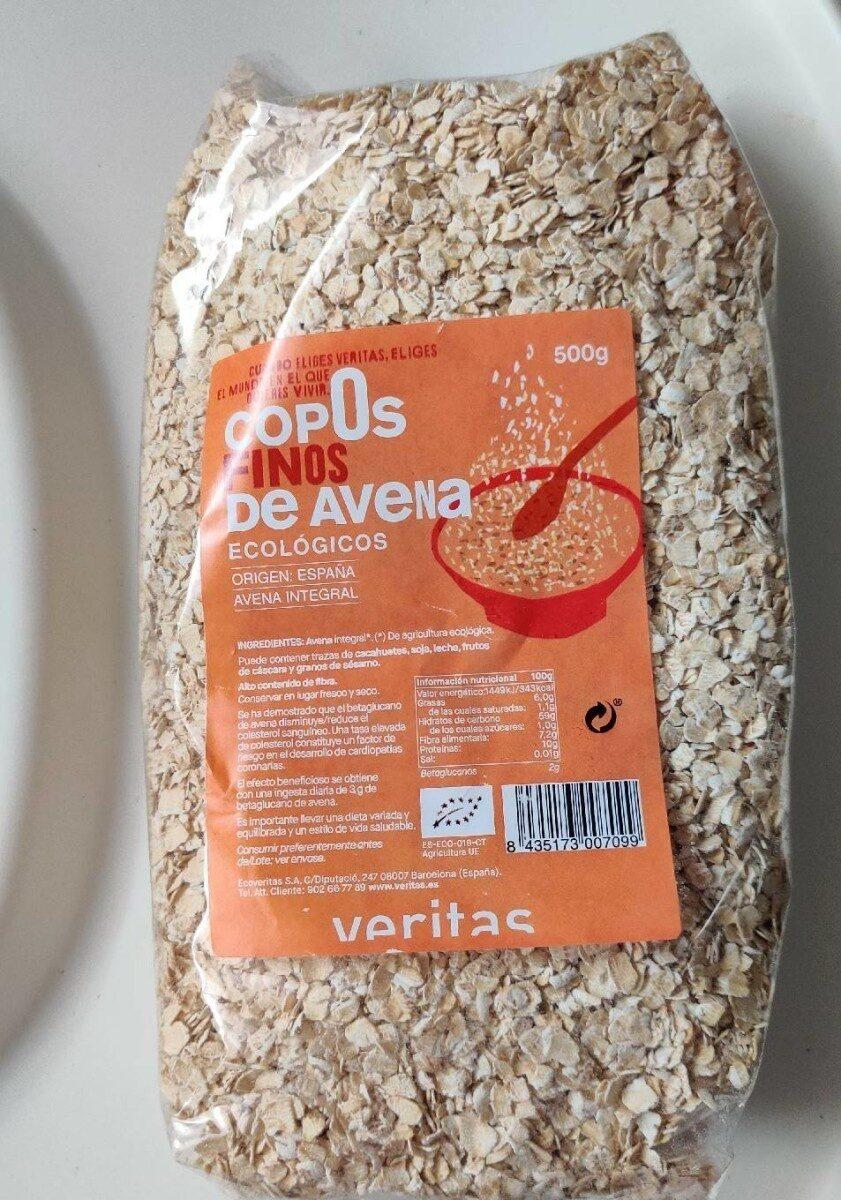 Copos finos de Avena - Produit - es