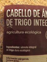 Cabello de ángel integral - Ingrediënten
